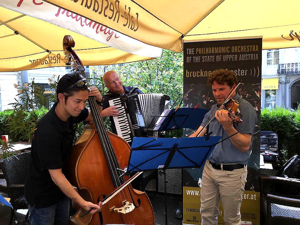 Musiker des BOL im Traxlmayr am Aktionstag Orchester für Alle.jpg