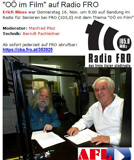 OÖ im Film im Radio FRO Studio.JPG