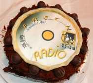 FRECHe-Radiotorte