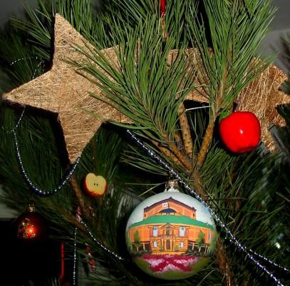 Weihnacht im Weingarten