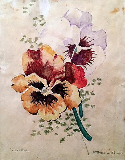 Blumen 1 F